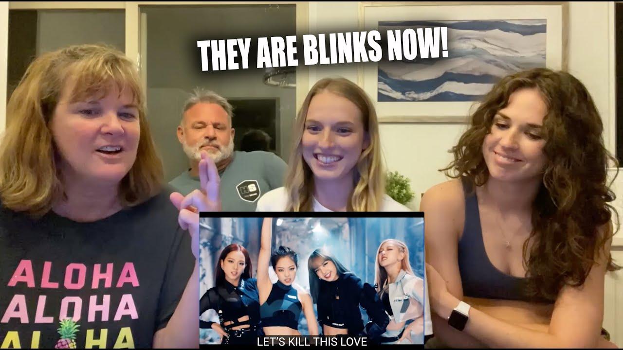 Newbies React to BLACKPINK 'Kill This Love' M/V & Pretty Savage Live