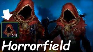 Плащ Дракулы Horrorfield играем за Маньяков! Clone Dead by Daylight! игра на андроид