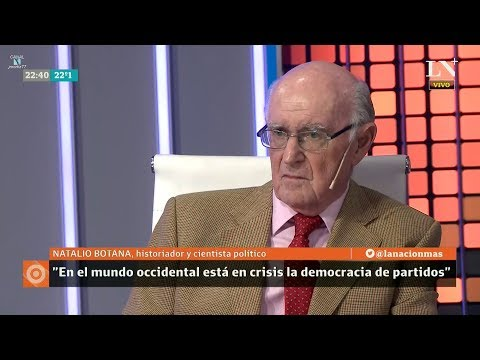 """Natalio Botana en """"Odisea Argentina"""", de Carlos Pagni - 05/03/18"""