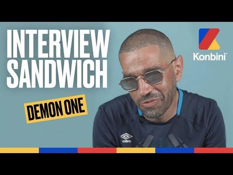 Youtube: Demon One – Le sandwich harissa mayonnaise, il m'a fait tourner la tête   Interview Sandwich