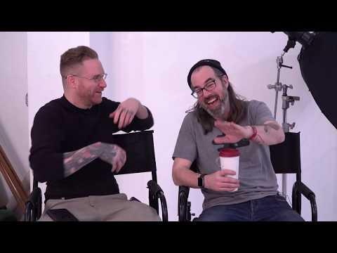 LIVE CHAT! Q&A With Daniel Norton In The Studio!