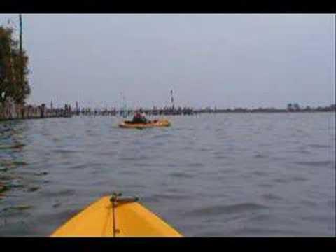 WKFA Kayak Fishing: Back River, Virginia