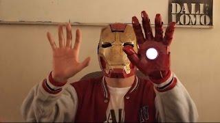 #91: Iron Man Hand Diy Part 3 - Thumb Control Repulsor (no Soldering)