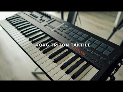 Korg Triton Taktile Vale a Pena ? REVIEW Fernando Cesar
