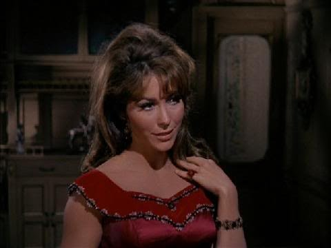"Michele Carey on ""The Wild Wild West"" Tv Show 1967"