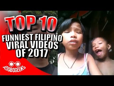 Top 10 Funniest Filipino Viral Videos of 2017