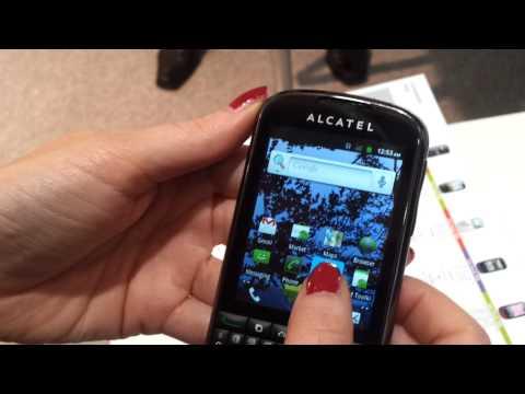 Alcatel OT-910 w rękach Telix.pl