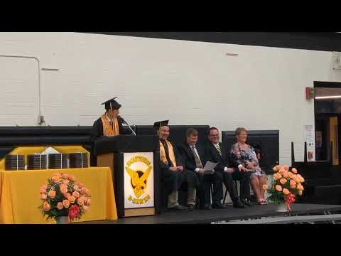 Yihoon Shin, ??? Emmetsburg High School Graduation Speech