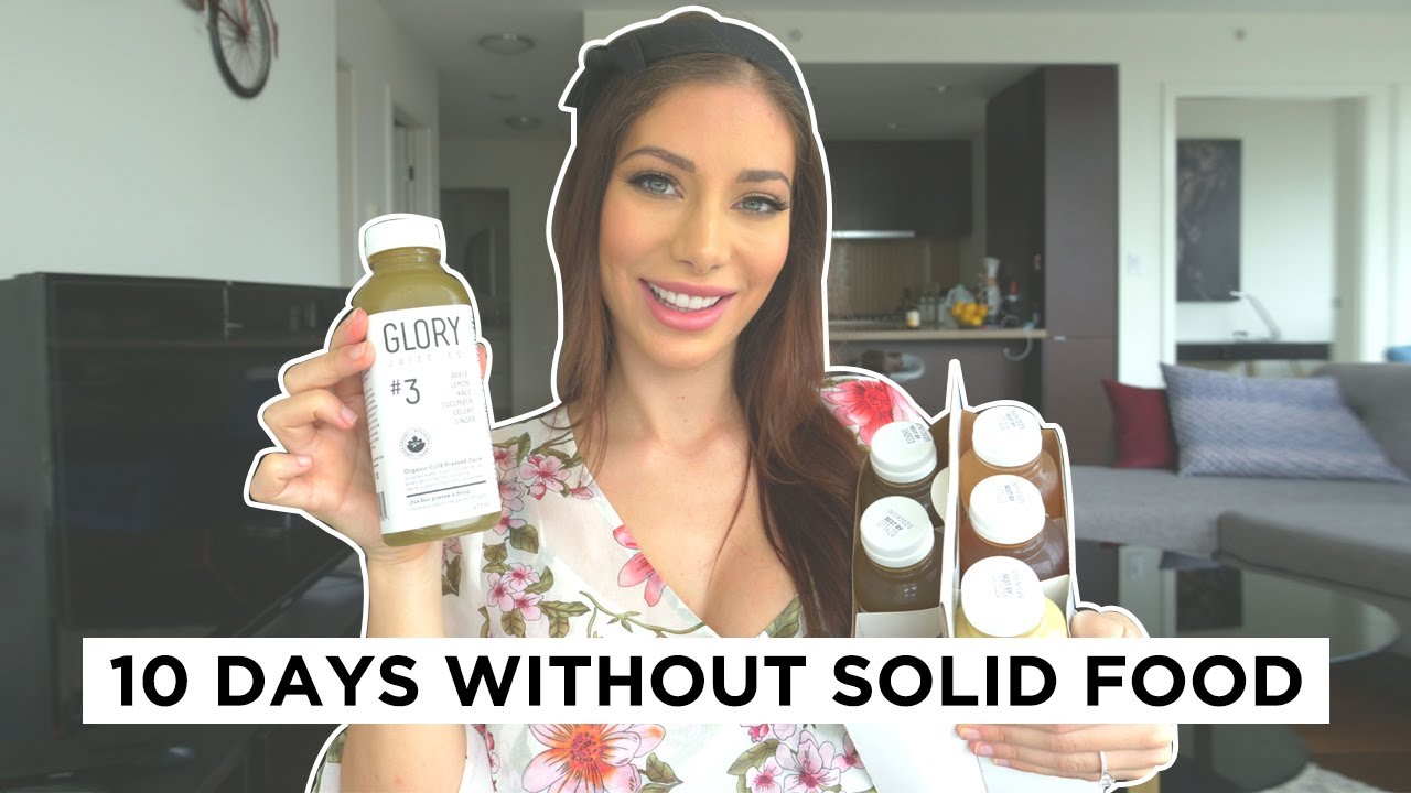 10 Day Juice Cleanse - My Experience And Tips 🍏