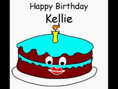 Happy Birthday Kellie Cake Images