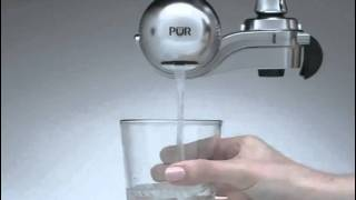 Pur Horizontal Faucet Mount With Led Indicator At Bed Bath & Beyond