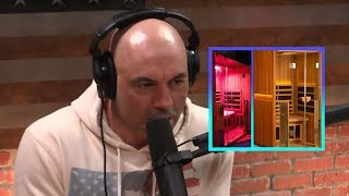 Joe Rogan and Ben Greenfield on The Health Benefits of Infrared Vs Dry Saunas