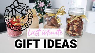 4 CHEAP EDIBLE LAST MINUTE GIFT IDEAS | Healthy Gifts | Her Nourished by Krissy Ropiha