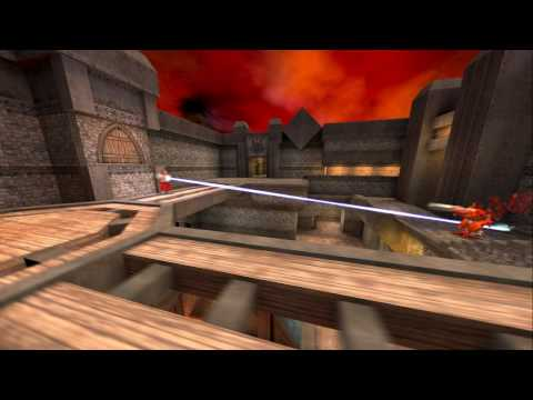 Coupe de France Quake 3 : L!nkin Gameplay (UNFINISHED)