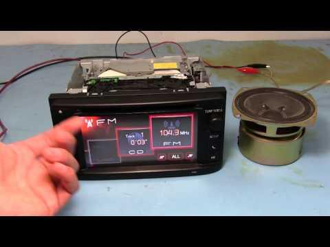 TWB #39 | Toyota Corolla (Panasonic) Radio With No Audio