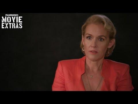 The Birth of a Nation   On-set visit with Penelope Ann Miller 'Elizabeth Turner'