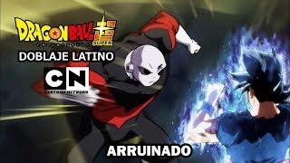 cartoon network arruino el especial 1 hora dragon ball super latino