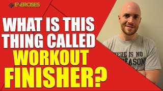 What is this thing called Workout Finisher with Mike Whitfield