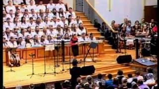 Псалом на румынском языке - Youth Conference 2010