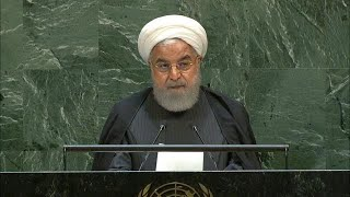 🇮🇷 Iran - President Addresses General Debate, 74th Session