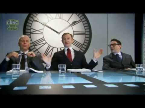 The League of Gentlemen in Horrible Histories Sketch - The Olympics Project