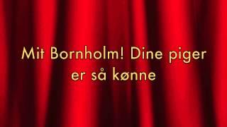 Bornholm Bornholm Bornholm - lyrics