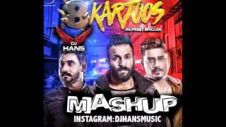 Dilpreet Dhillon- Mashup 2015 || Dj Hans Dhol Mix || Instagram:DjHansMusic