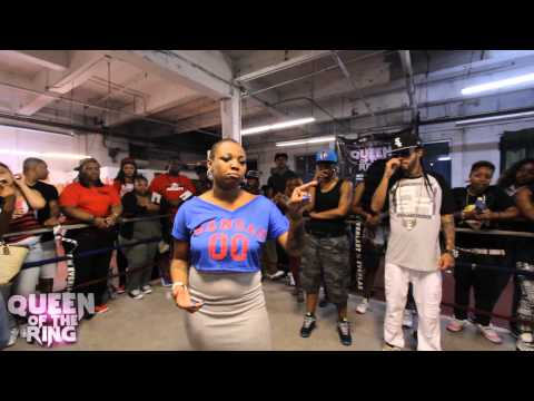 BABS BUNNY & VAGUE presents QUEEN OF THE RING C3 vs STAR SMILEZ