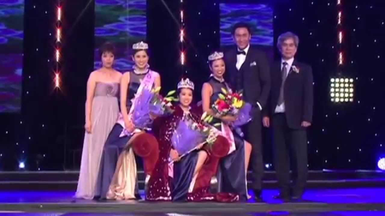 Miss Chinese Beauty Pageant 2015 - Final Show by TVB USA