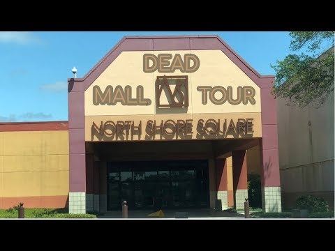 North Shore Square (DEAD) Mall Tour in Slidell, LA