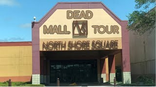 North Shore Square (DEAD) Mall Tour in Slidell, LA