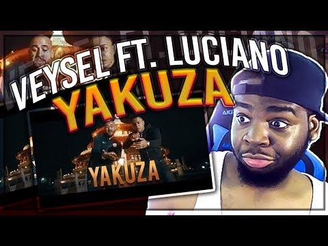 Veysel ft. Luciano - Yakuza (OFFICIAL HD VIDEO) REACTION!!