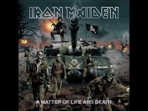 Iron Maiden - A Matter Of Life And Death (2006) Full Album HQ