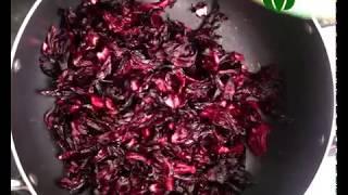 HEALTHY ZOBO DRINK    Natural Nigerian Recipe