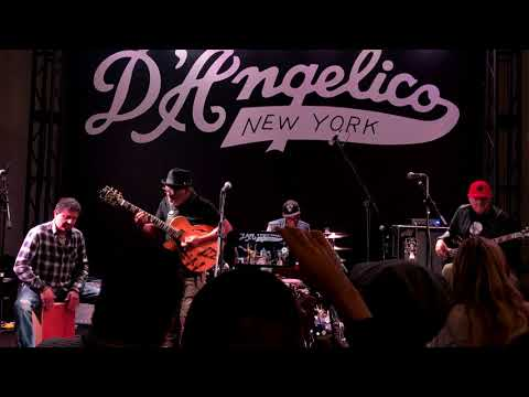 Living My Dream - Jonathan Butler @ D'Angelico NAMM 2018 (Smooth Jazz Family)