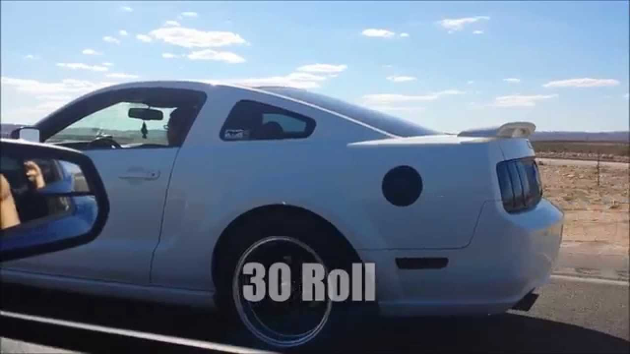 2013 mustang gt 5 0 l vs 2007 mustang gt 4 6 l rematch youtube