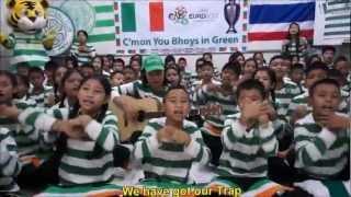 Euro 2012 : Republic of Ireland - Thai Tims : Rocky Road to Poland - C