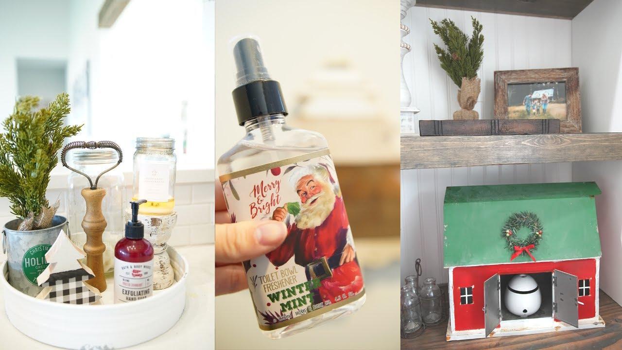 How I Make My House Smell Like Christmas #Shorts