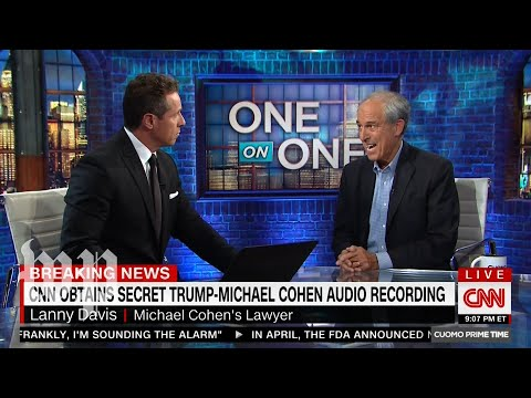 Cable news can't stop talking about the Trump-Cohen tape and 'cash'