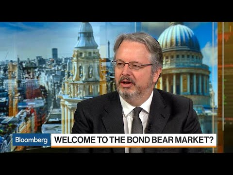 Investec's Stopford Doesn't See Bear Market in Bonds Yet