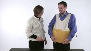 20lb. Body Fat Vest from Nasco