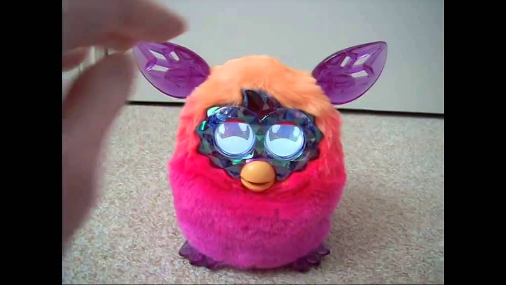 Personalities of the Furby Boom Crystal Series - YouTube