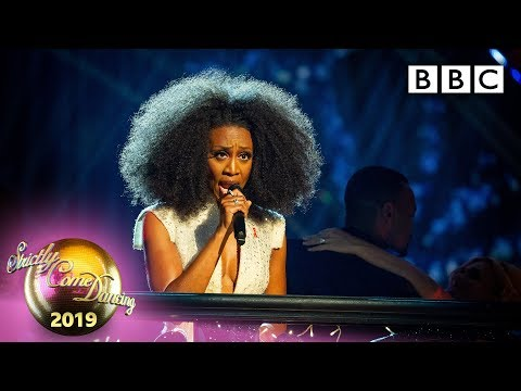 Beverley Knight and Strictly Pros perform Memory - Week 11 Musicals | BBC Strictly 2019
