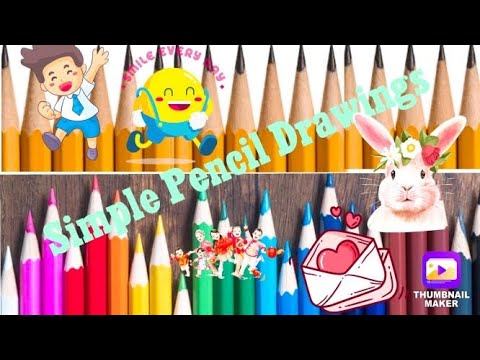 Simple Pencil Drawing: Pencil Drawing : How To Draw  A Crown  In Simple Way