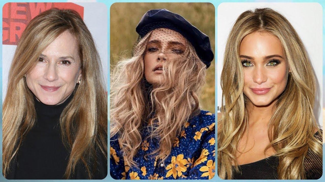 Piękne Pomysły Na Blond Refleksy Na Ciemnych Włosach Youtube