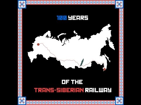 Facts about the Trans-Siberian Railway
