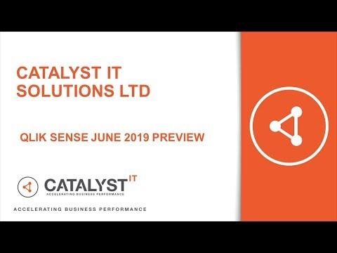 Qlik Sense June 2019 - YouTube