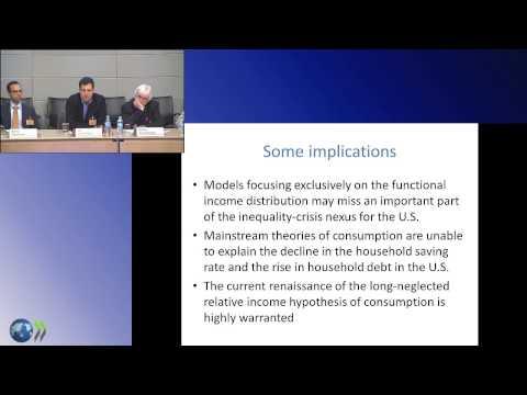 Macroeconomics Causes of Inequality