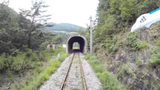 하이원 추추파크 뒤로가는 기차 스위치백 탐방!! (타임랩스)