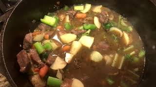 Venison Stew - Cooking with Jack 10-8-17 Video